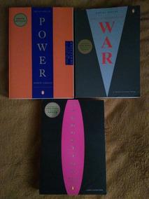 Robert Greene 3 Books