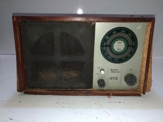 Radio Transistorizado Super Sound Stk