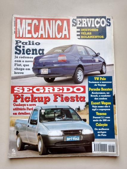Revista Oficina Mecânica 58 Escort Sw Polo Siena Courier 061
