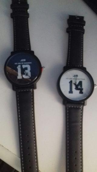Kit 2 Relógios Masculinos Importados !