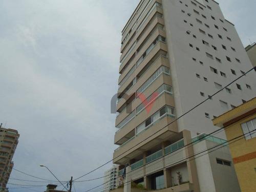 Imagem 1 de 21 de Apartamento À Venda, 80 M² Por R$ 290.000,00 - Vila Assunção - Praia Grande/sp - Ap1178