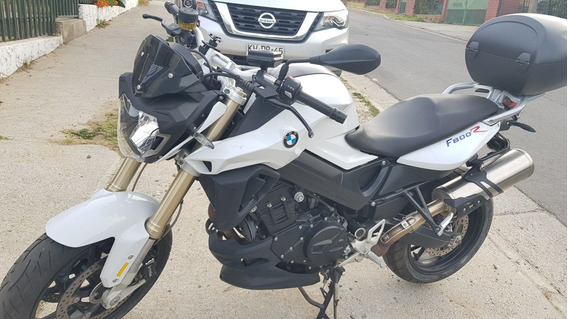 Bmw F800 R New Año 2015