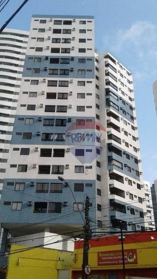 Apartamento 2 Quartos - Mobiliado - Rosarinho - Com Taxas Inclusas - Ap0529