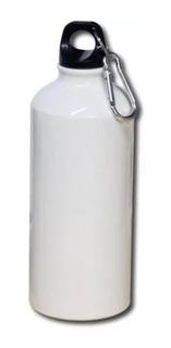 12 Squeeze Para Sublimação Academia Garrafa 500ml Branca