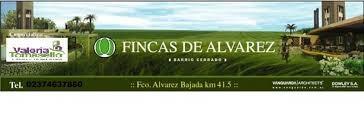 Excelente Lote Fincas De Alvarez