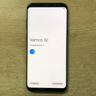 Samsung Galaxy S8 Plus G955 Dual Chip 64gb Seminovo Burn In
