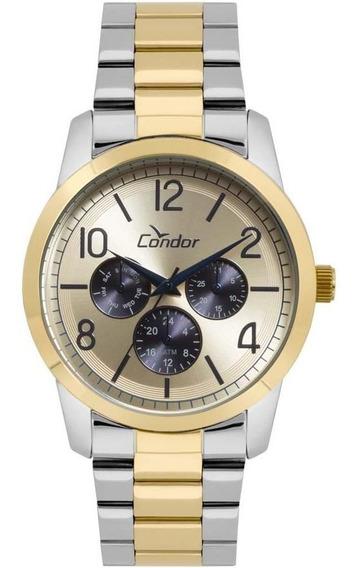 Relógio Condor Feminino Ref: Co6p29ik/5d Multifunção Bicolor