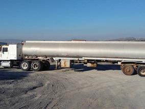Autotanque Pipa De Combustible De Aluminio