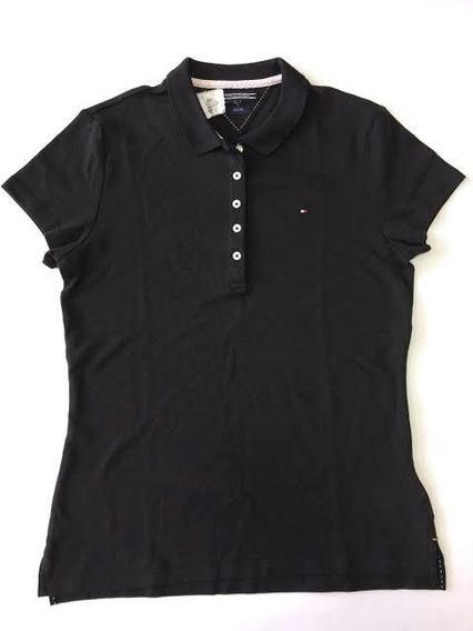 Camiseta Polo Feminina Tommy Hilfiger Original Lançamento