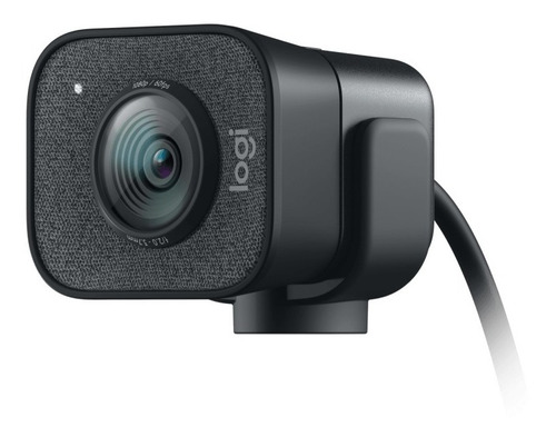 Imagen 1 de 6 de Webcam Logitech Streamcam Plus Full Usb-c Para Streaming