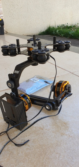 Gimbal Dslr Mirrorrless 3 Eixos Drone Sony Nex