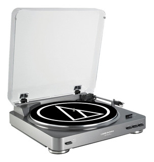 Tocadiscos Audio-technica At-lp60usb Nueva Financio