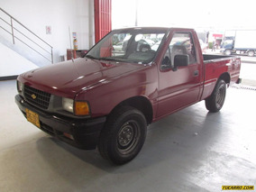 Chevrolet Luv Pick Up Platon