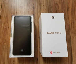 Huawei P30 Pro 128gb Desbloqueado De Fábrica Disponible