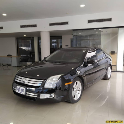 Ford Fusion Automatico