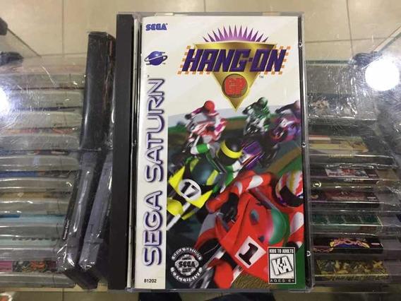 Hang On Original Sega Saturno Jogo Usado
