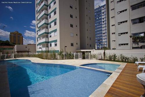 Imagem 1 de 12 de Apartamento Para Venda Em São Paulo, Mooca, 2 Dormitórios, 1 Suíte, 2 Banheiros, 1 Vaga - Cap3658_1-1881228