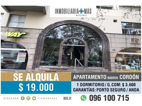 Imagen 1 de 14 de Alquiler Apartamento Pocitos Montevideo Imas.uy N