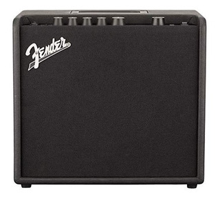 Fender Mustang Lt-25 - Amplificador De Guitarra Digital