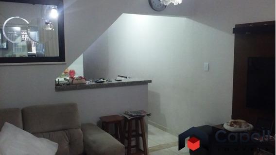 Ótima Casa Térrea 3 Drs No Jd.belita - Sbc - 1238