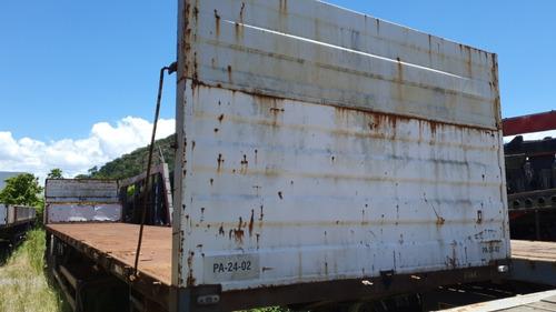Facchini Porta Container Carga Seca - 0520