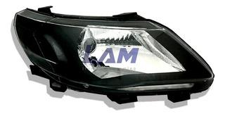 Farol antiniebla V-MAXZONE VH563P color negro hal/ógeno