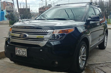 Ford Explorer 4wd 2014 - Facturable