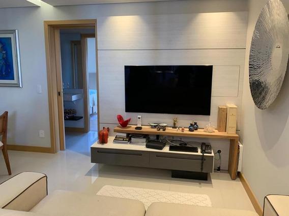 Apartamento Em Centro, Florianópolis/sc De 114m² 2 Quartos Para Locação R$ 6.950,00/mes - Ap323392
