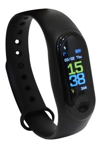 Reloj Inteligente Para Hombre Gold Fitness Para Celular