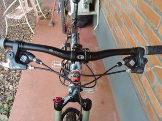 Bicicleta Mtb Rodado 26 - Cuadro Trek 9.8 Fibra De Carbono