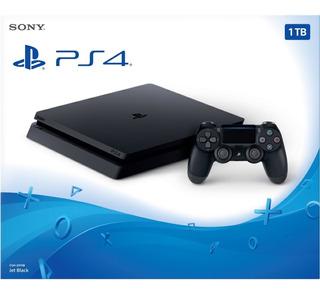 Playstation 4 Slim 1tb Ps4 Nuevo Sellado Somos Tenda Fisica