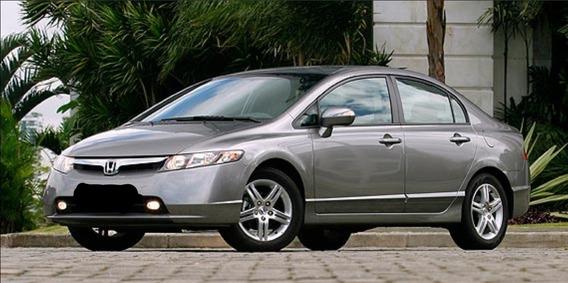Honda Civic 1.8 Exs At 2007