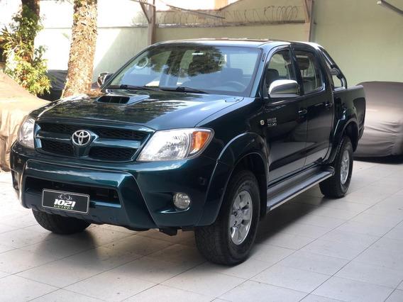 Toyota Hilux 3.0 Srv 4x4 Cd Turbo Diesel 2006/2006