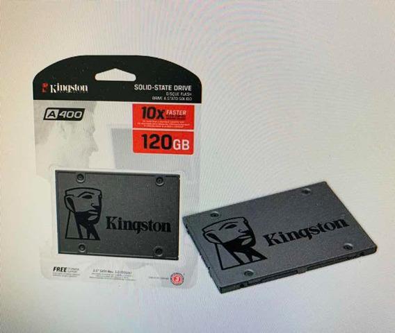 Ssd 120gb Kingston A400 7200 Rpm