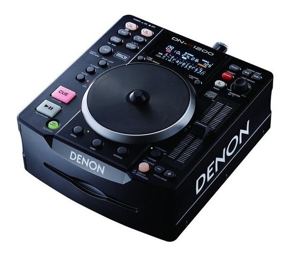 Cdj Denon Dn-s1200 01 Unidade