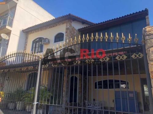 Casa Em Condomínio-à Venda-vila Valqueire-rio De Janeiro - Vvcn40030