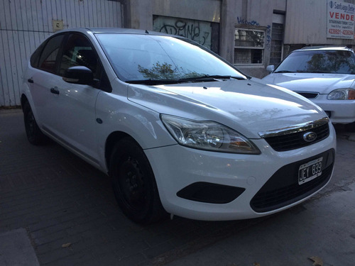 Ford Focus Ii 2010 1.8 Tdci Style
