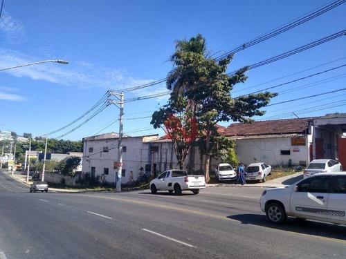 Área À Venda, 17751 M² - Centro - Cajamar/sp - Ar0012