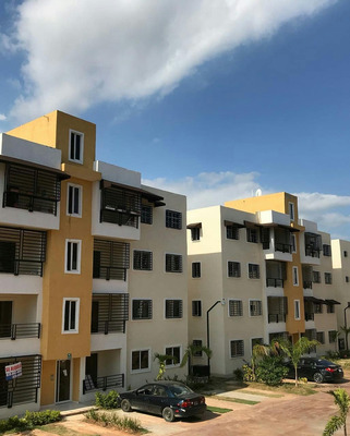 Alquilo Apartamento 2do Nivel, Labrador, San Isidro, Santo D