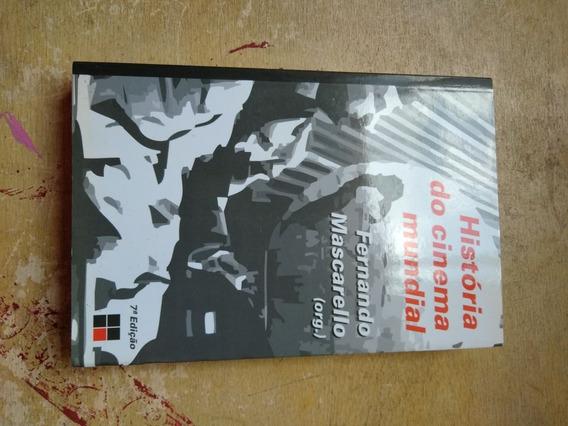 Frete Grátis - Livro - História Do Cinema Mundial