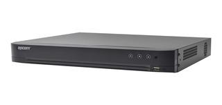 Dvr Nvr 16 Canales An +8 Ip Ev4016turbo Epcom 4 Mpx 1080p