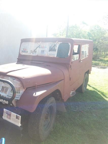 Jeep Ika Carrozado