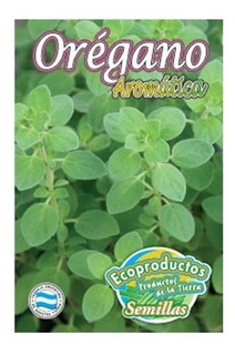 Semillas Oregano Ecoproductos