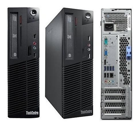 Lenovo M82 Core I5 3.4ghz, Ram 4gb Ddr3, Disco 500gb