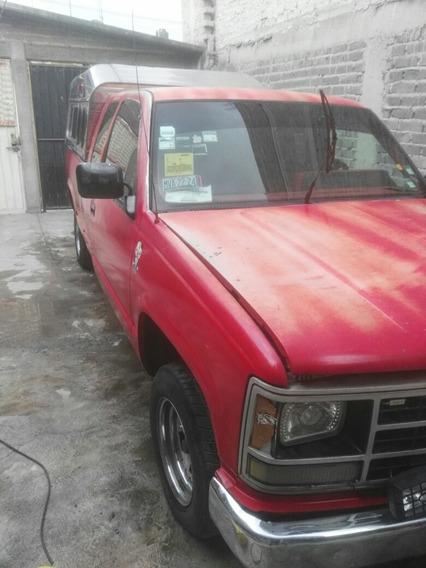 Chevrolet 1500 Manual
