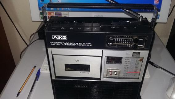 Radio Cassete Am/fm Aiko