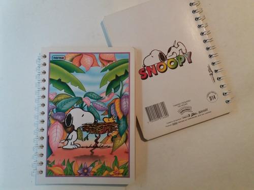 Cuadernos Norma Snoopy Años 90 (nuevos)