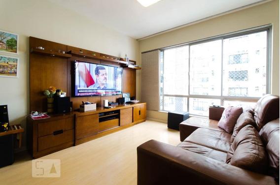 Apartamento Para Aluguel - Leblon, 3 Quartos, 105 - 892856194