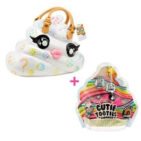 Pooey Puitton + Poopsie Cutie Tooties Surprise