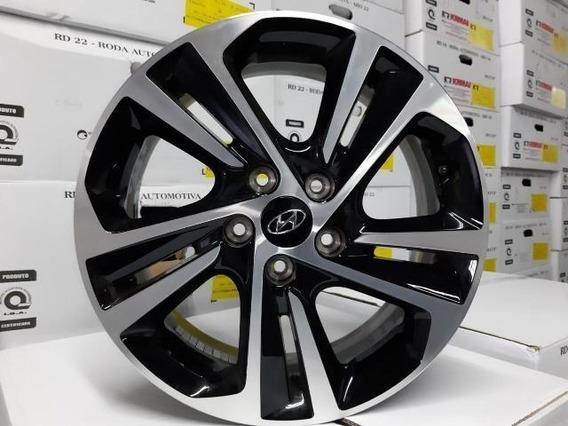 Jogo Rodas Hyundai Creta Pcd 2020 Aro16